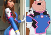 18-year-old makes a fortune from posting cosplay pics to Instagram (16 Photos)