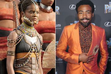 Donald Glover Is Responsible For One of Shuri's Best Jokes in Black Panther