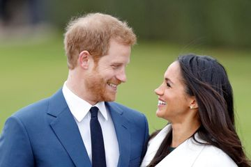 Prince Harry and Meghan Markle's Relationship Timeline Proves That When You Know, You Know