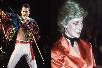Freddie Mercury Once Dressed Princess Diana in Drag and Snuck Her Into a Gay Bar
