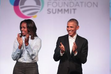 OMG - Barack and Michelle Obama Just Inked a Major Deal With Netflix