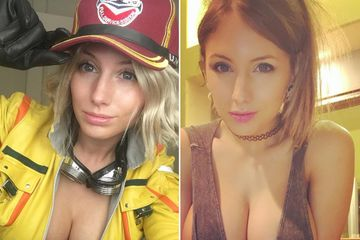 Nobody does cosplay hotter than Liz (18 Photos)