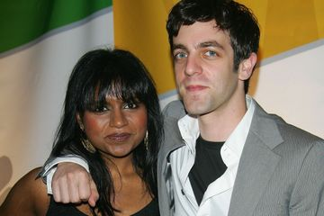 The Story Behind Mindy Kaling and B.J. Novak's Adorable Friendship