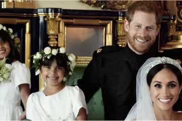 The Special Connection Meghan Markle Shares With 2 of Her Adorable Bridesmaids