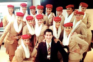 What It's Really Like to Work as Emirates Cabin Crew, From a Former Employee