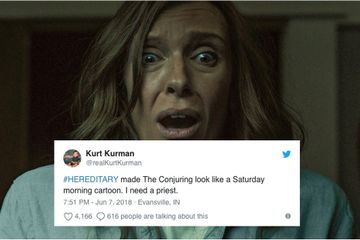 33 Reactions to Hereditary That'll Either Convince You to See It or Bathe in Holy Water