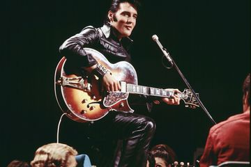 "A Never-Before-Seen Look at Elvis Presley's ""68 Comeback Special"" Is Hitting Theaters Soon!"