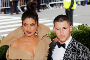 Just 10 Photos of Nick Jonas and Priyanka Chopra Looking Ridiculously Hot Together