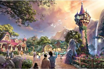 Tokyo Disney Is Expanding to Include Entire Frozen and Tangled Villages!