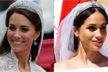 You'll Love Looking at Meghan Markle and Kate Middleton's Royal Milestones, Side by Side