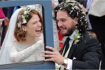 10 Facts You Didn't Know About Kit Harington and Rose Leslie's Wedding