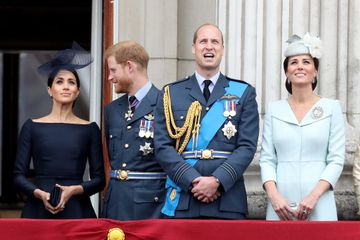 Kate Middleton Adorably Catches Prince William Laughing During Westminster Abbey Service