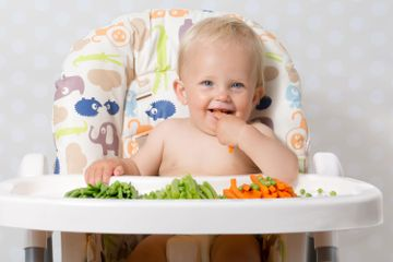 Feeding babies solid food helps them sleep better: study
