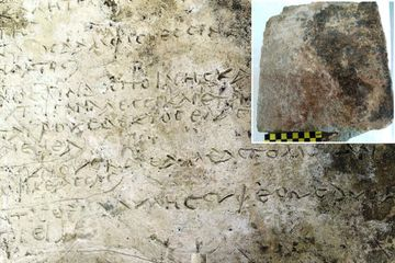 Tablet may be oldest written record of Homer's 'Odyssey'