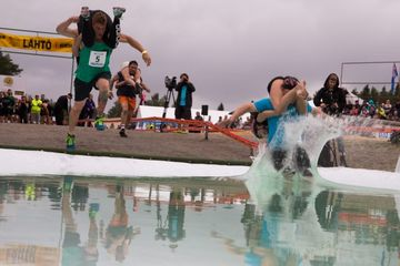 Wife Carrying Contests