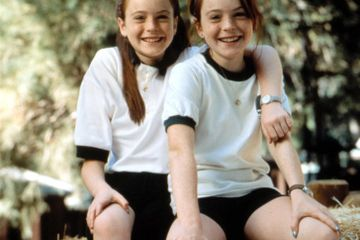 36 Nostalgic Photos From The Parent Trap That Will Take You All the Way Back to Camp Walden