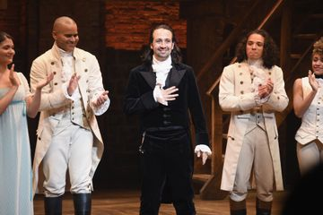 It's Finally Happening - Hamilton Is Reportedly Coming to a Movie Theater Near You!