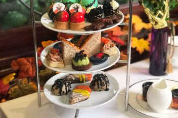 Disney's Halloween High Tea Service Is Themed After Its Most Memorable Villains