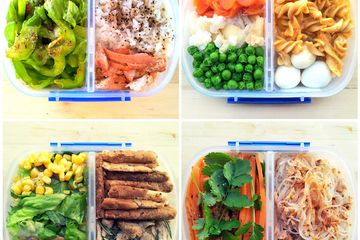 Help your teen to pack healthy school lunches