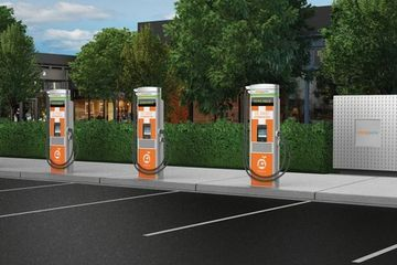 ChargePoint pledges 2.5 million EV charging spots by 2025