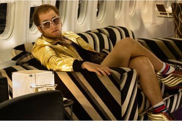 The Rocketman Teaser Almost Guarantees That the Movie Is Going to Be a Wild Ride