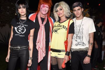 Cindy Crawford and Her Family Will Rock You - Check Out Their Star-Studded Halloween Party