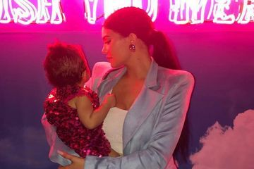 Kylie Jenner Throws Stormi Another Out-of-This-World 1st Birthday Party  - See the Photos!
