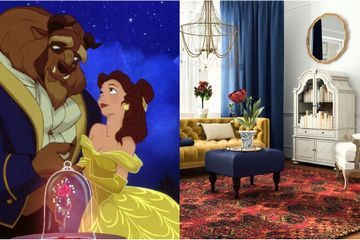 How Would Disney Princesses Decorate Their Homes in 2019? Probably Just Like This!