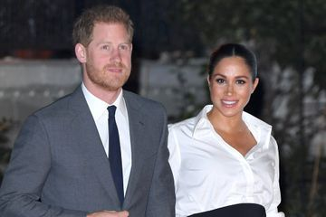 Are Harry and Meghan Planning to Give Their Kid an American Education?