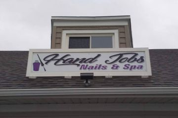 Much hand wringing over new nail salon's unsubtle name