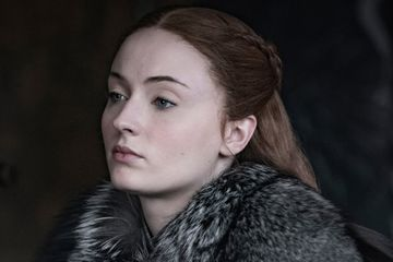 Sansa Stark Wears Armor in the New Season of Game of Thrones, but What Does It Mean?!