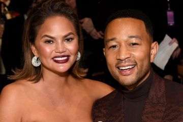 Chrissy Teigen Has a Crush on Secret Service Agents, So Naturally She Told the Obamas