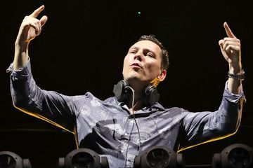 DJ Tiësto wants to turn your next workout into a dance party