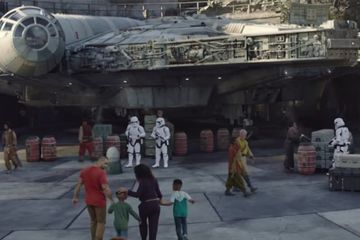 Star Wars Land Isn't a Galaxy Far, Far Away Anymore! Here Are the Official Opening Dates