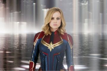 If You Don't Sit Through Captain Marvel's Credits, You'll Miss Something Important