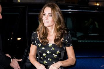 Lucky Us! Kate Middleton Pulls Double Duty and Does Back-to-Back Appearances in London