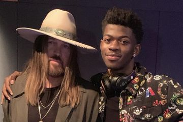 "The Internet Has a Hankerin' For Lil Nas X and Billy Ray Cyrus's ""Old Town Road"" Remix"