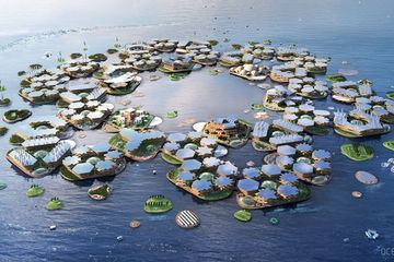 Floating cities: a good plan for the future or magical thinking?