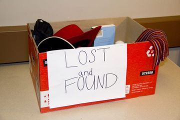 Online Lost-and-Found Services