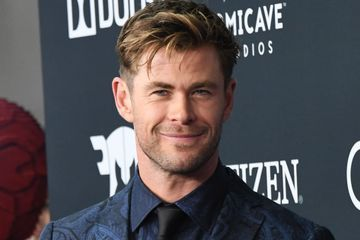 Take 1 Glance at These Hot Chris Hemsworth Pictures, and You'll Melt Into a Puddle