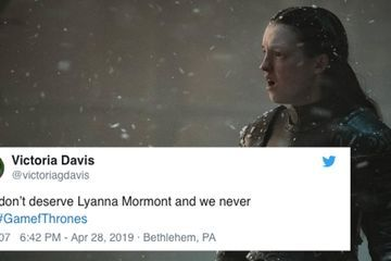Let's Show Some Appreciation For the Battle of Winterfell's Tiniest Badass, Lyanna Mormont