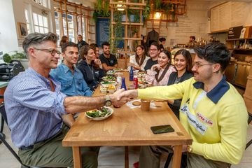 NYC's best power lunches, according to true elites