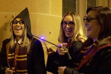 Harry Potter 'Wizard' brunch, dinner theater coming to NYC