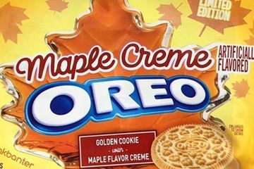 Breakfast-Lovers, Rejoice! Maple Creme Oreos Are Finally a Thing and We Can't Wait