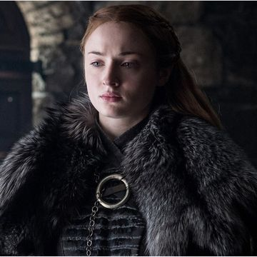 Sophie Turner Got a Mysterious Game of Thrones Tattoo, and We Have QUESTIONS