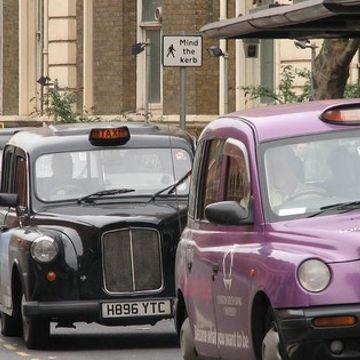 UK city goes all in on electric taxis