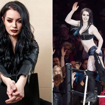 WWE star Paige on sex tape humiliation: 'I don't wish that for anyone'