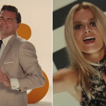The Teaser For Tarantino's Once Upon a Time in Hollywood Is a Wild, Star-Studded Ride