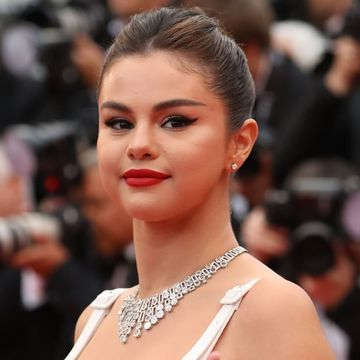 Selena Gomez Oozes Glamour as She Makes Her First-Ever Cannes Film Festival Appearance
