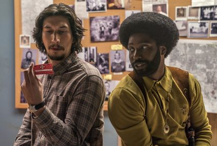 "The ""Mind-Blowing"" True Story Behind Spike Lee's New Drama, BlacKkKlansman"